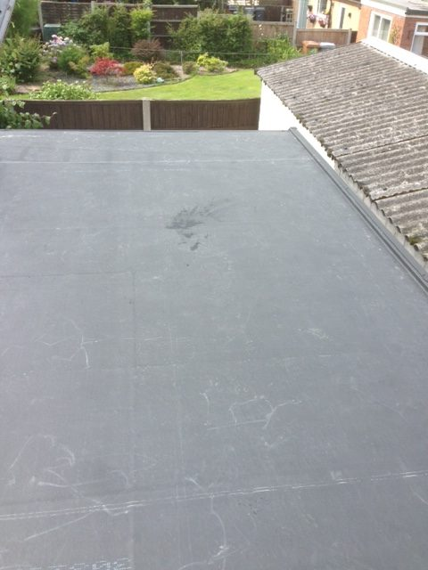 Flat Roof, Sandbach