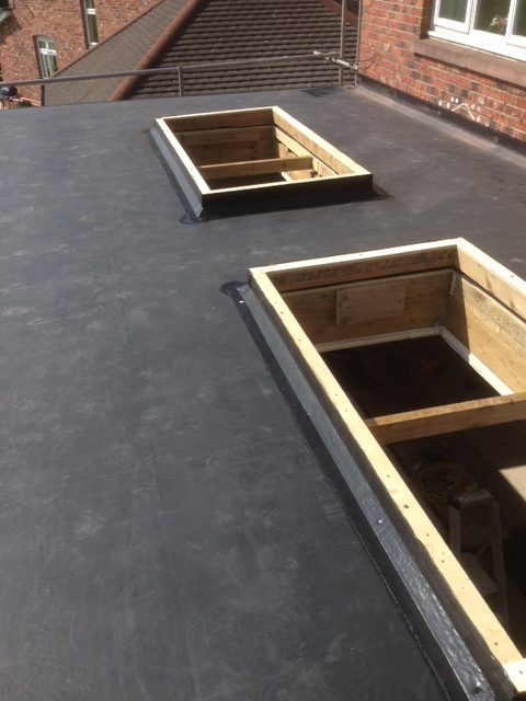 Flat Roof, Goostrey